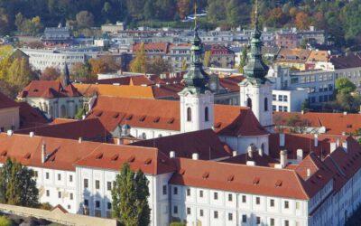 Praha – Strahovský klášter