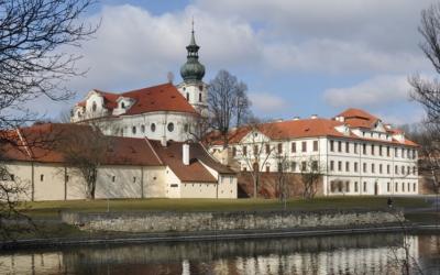 Praha – Břevnovský klášter