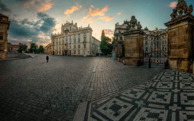 Praha – Hradčanské náměstí