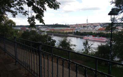 Praha – Letenské sady