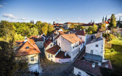 Praha – Nový Svět