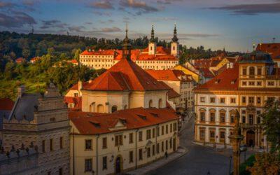 Praha – Loretánská ulice