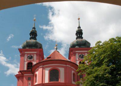 8. Kostel Nanebevzetí Panyy Marie ve Staré Boleslavi, opatrují Palladium země České